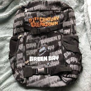 "Green Day ""21st Century Breakdown"" Backpack"